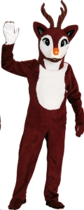 Where to rent Reindeer Costume in Iowa City IA