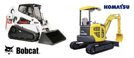 Earthmoving equipment rentals in Iowa City IA