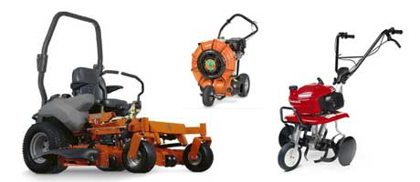 Lawn & Garden equipment rentals in Iowa City IA
