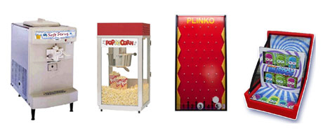Concession Rentals in Iowa City IA